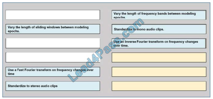 lead4pass dp-100 exam questions q6-1